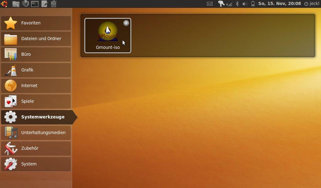 Ubuntu ISO mounten 04